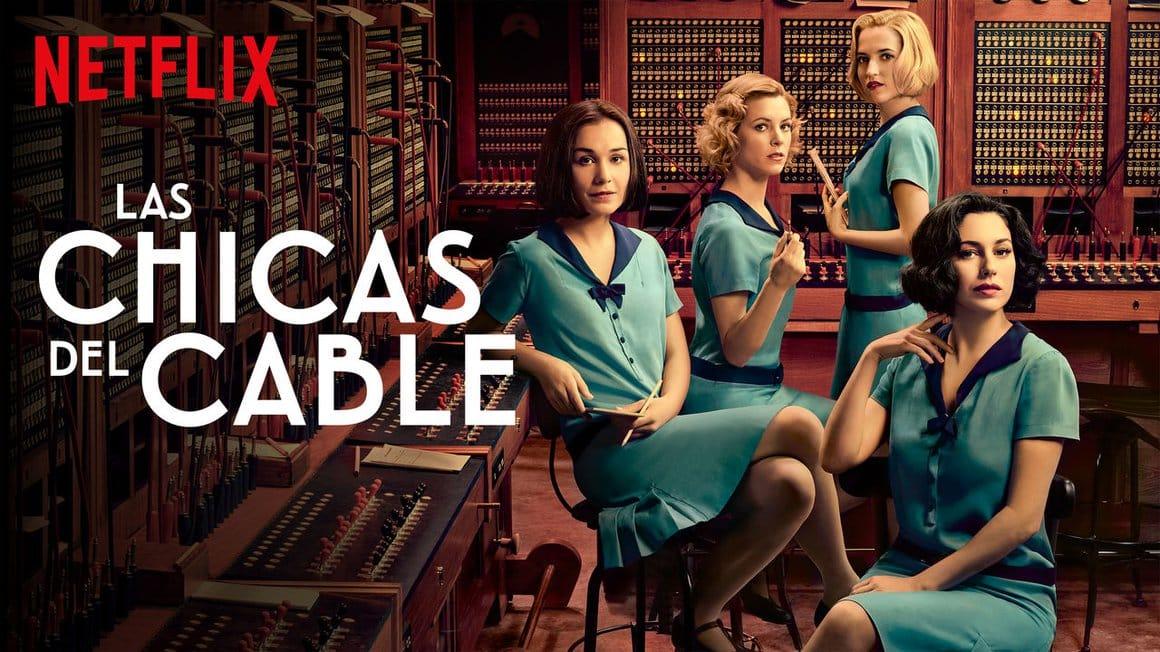"""""""Las Chicas del Cable"""" Temporada 5: lanzamiento de Netflix y todo lo que sabemos hasta ahora"""
