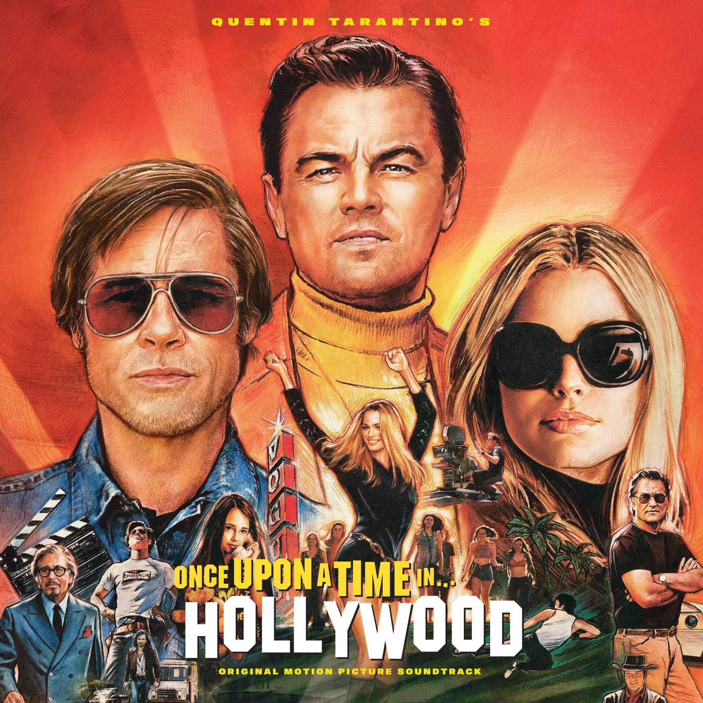 "¿""Once Upon a Time in Hollywood"" llegará a Netflix?"