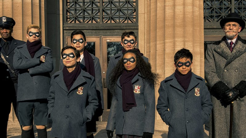 the umbrella academy temporada 3 netflix